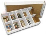 Trading Card Sorting Tray Storage Box 3 pack